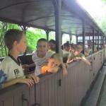 vlakom na šprint